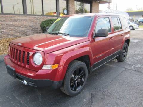 2012 Jeep Patriot for sale at Jacobs Auto Sales in Nashville TN