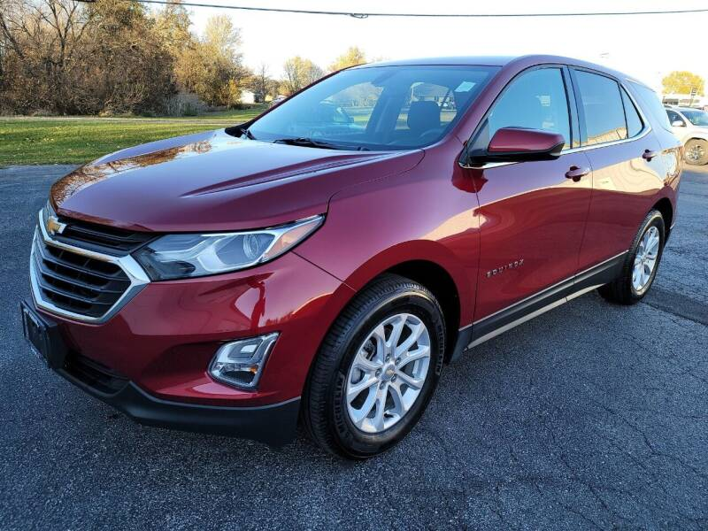 2018 Chevrolet Equinox for sale at Art Hossler Auto Plaza Inc - Used Inventory in Canton IL