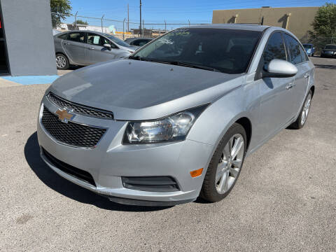 2011 Chevrolet Cruze for sale at Legend Auto Sales in El Paso TX
