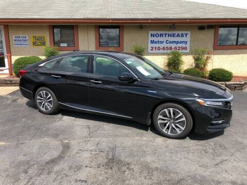 2020 Honda Accord Hybrid for sale at Northeast Motor Company in Universal City TX