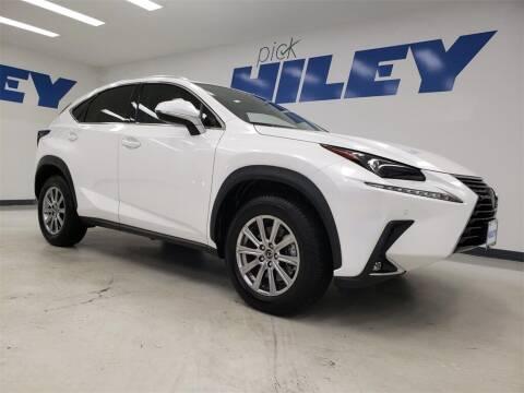 2020 Lexus NX 300 for sale at HILEY MAZDA VOLKSWAGEN of ARLINGTON in Arlington TX