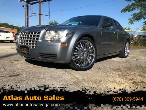 2006 Chrysler 300 for sale at Atlas Auto Sales in Smyrna GA