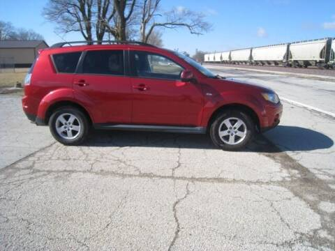 2009 Mitsubishi Outlander for sale at BEST CAR MARKET INC in Mc Lean IL