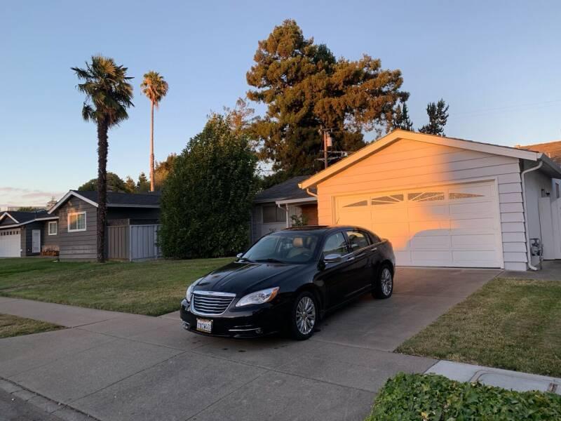 2011 Chrysler 200 Limited 4dr Sedan - Fremont CA