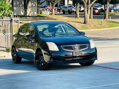 2011 Nissan Sentra for sale at Texas Drive Auto in Dallas TX