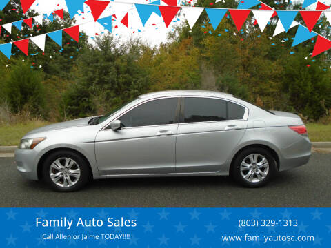 2009 Honda Accord for sale at Family Auto Sales in Rock Hill SC