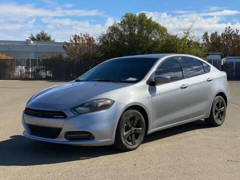 2015 Dodge Dart for sale at SHOMAN MOTORS in Davis CA