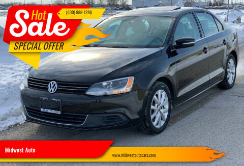 2014 Volkswagen Jetta for sale at Midwest Auto in Naperville IL