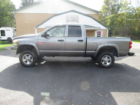 2007 Dodge Ram Pickup 2500 for sale at Honest Gabe Auto Sales in Carlisle PA
