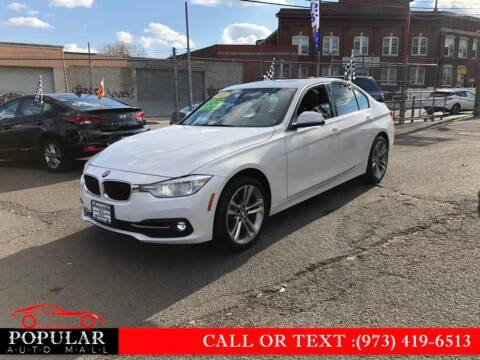 2017 BMW 3 Series for sale at Popular Auto Mall Inc in Newark NJ