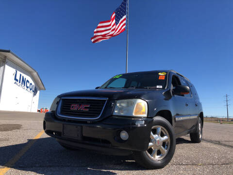 2002 GMC Envoy XL for sale at Sonny Gerber Auto Sales in Omaha NE