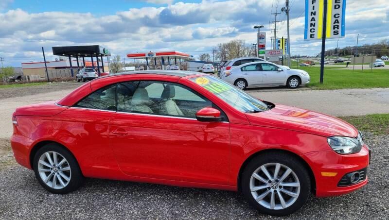2015 Volkswagen Eos for sale in Roscoe, IL