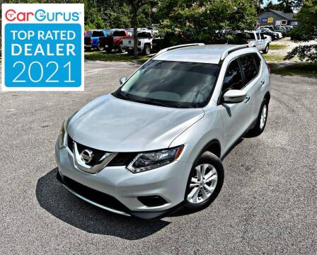 2016 Nissan Rogue for sale at Brothers Auto Sales of Conway in Conway SC