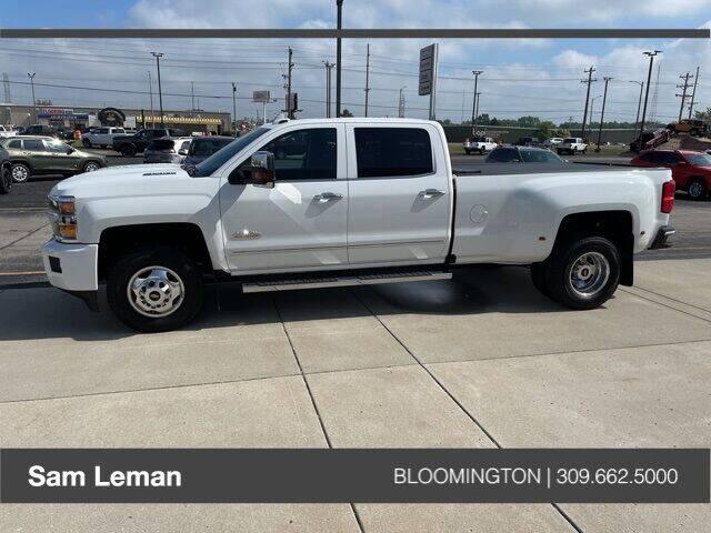 2019 Chevrolet Silverado 3500HD for sale in Bloomington, IL