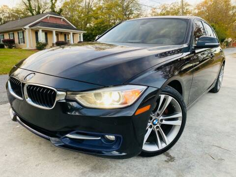 2013 BMW 3 Series for sale at Cobb Luxury Cars in Marietta GA