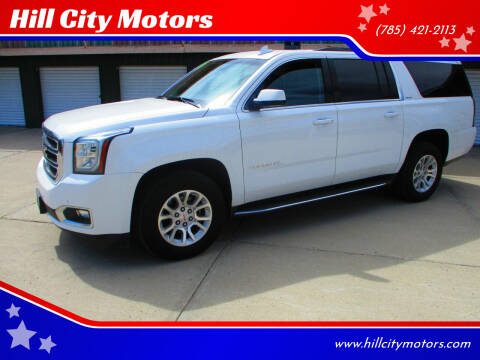 2018 GMC Yukon XL for sale at Hill City Motors in Hill City KS