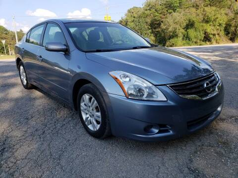 2012 Nissan Altima for sale at Anaheim Auto Auction in Irondale AL