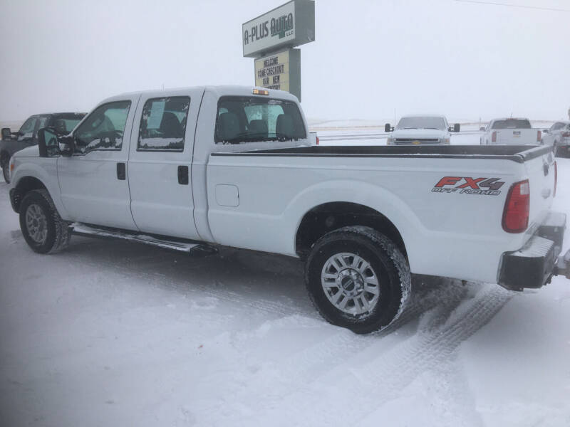 2015 Ford F-250 Super Duty for sale at A Plus Auto LLC in Great Falls MT