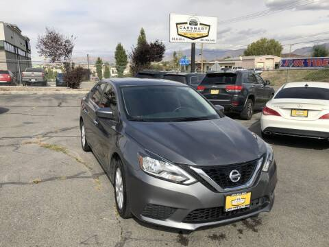 2018 Nissan Sentra for sale at CarSmart Auto Group in Murray UT