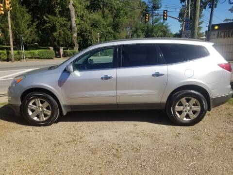 2012 Chevrolet Traverse for sale at Action Auto Sales in Parkersburg WV