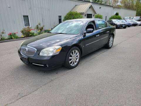 2007 Buick Lucerne for sale at Pelham Auto Group in Pelham NH