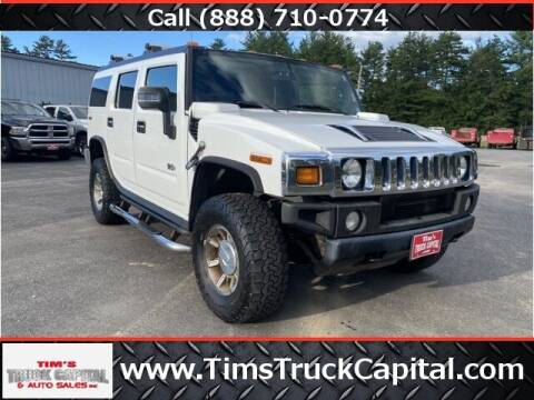 2005 HUMMER H2 for sale at TTC AUTO OUTLET/TIM'S TRUCK CAPITAL & AUTO SALES INC ANNEX in Epsom NH