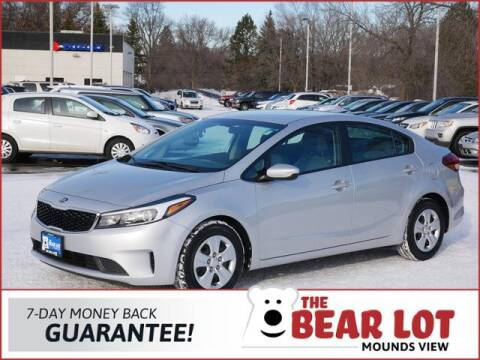 2018 Kia Forte for sale at Rydell Auto Outlet in Mounds View MN