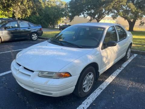 1999 Dodge Stratus for sale at Florida Prestige Collection in Saint Petersburg FL