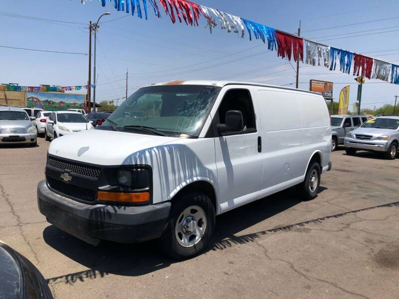 2006 Chevrolet Express Cargo for sale at Valley Auto Center in Phoenix AZ