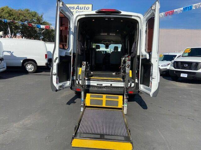 2018 Ford Transit Cargo for sale at Auto Wholesale Company in Santa Ana CA