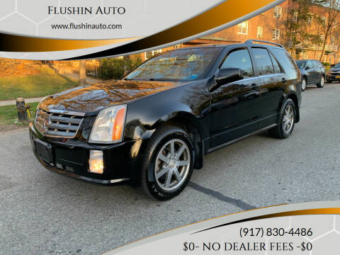 2004 Cadillac SRX for sale at FLUSHIN AUTO in Flushing NY