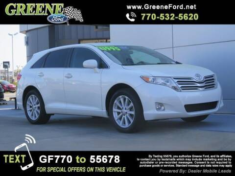 2010 Toyota Venza for sale at Nerd Motive, Inc. - NMI in Atlanta GA
