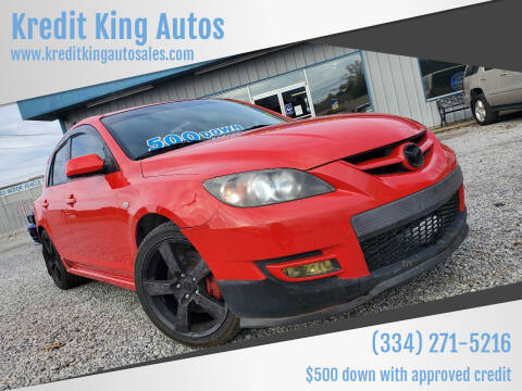 2008 Mazda MAZDASPEED3 for sale at Kredit King Autos in Montgomery AL