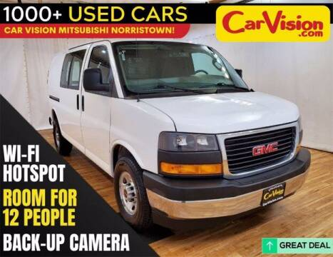 2018 GMC Savana Cargo for sale at Car Vision Buying Center in Norristown PA