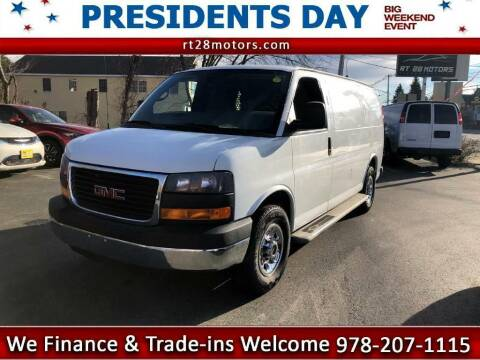 2014 GMC Savana Cargo for sale at RT28 Motors in North Reading MA
