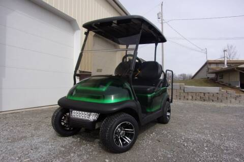 2016 Club Car Golf Cart Precedent 4 Passenger Gas EFI for sale at Area 31 Golf Carts - Gas 4 Passenger in Acme PA