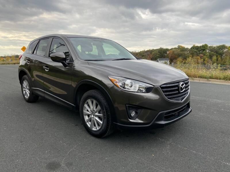 2016 Mazda CX-5 for sale at Universal Motors in Prior Lake MN