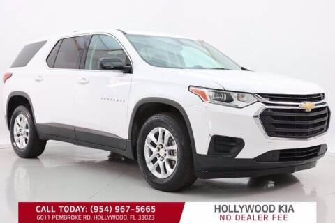 2018 Chevrolet Traverse for sale at JumboAutoGroup.com in Hollywood FL
