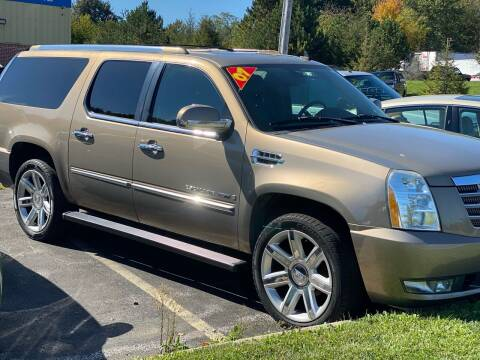 2007 Cadillac Escalade ESV for sale at Integrity Auto Group in Westminister MD