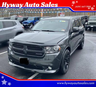 2011 Dodge Durango for sale at Hyway Auto Sales in Lumberton NJ