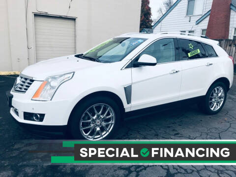 2014 Cadillac SRX for sale at Salem Auto Market in Salem OR
