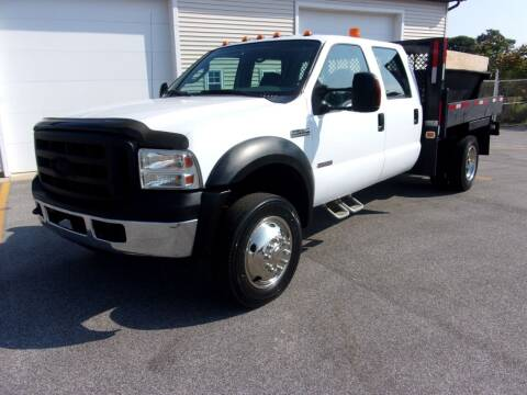 2007 Ford F-450 Super Duty for sale at Paquet Auto Sales in Madison OH