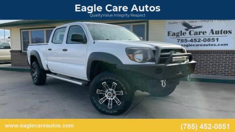 2008 Toyota Tacoma for sale at Eagle Care Autos in Mcpherson KS