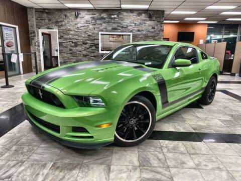 2013 Ford Mustang for sale at Sonias Auto Sales in Worcester MA