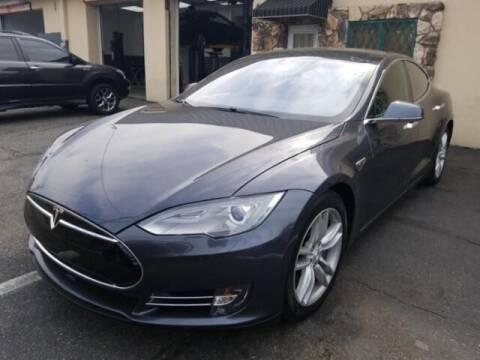 2015 Tesla Model S for sale at Cj king of car loans/JJ's Best Auto Sales in Troy MI