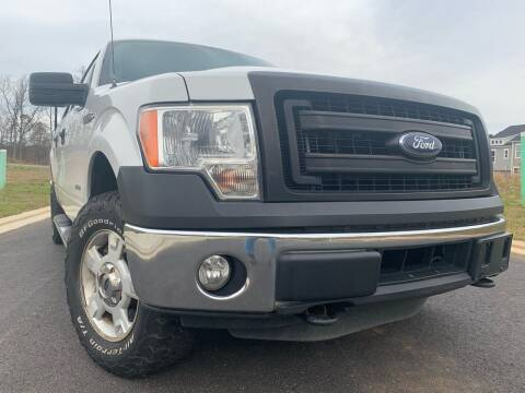 2014 Ford F-150 for sale at El Camino Auto Sales in Sugar Hill GA
