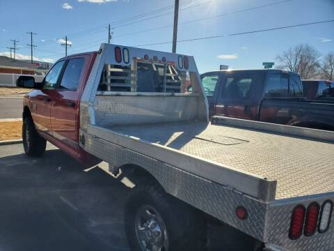 2011 RAM Ram Pickup 3500 for sale at Auto Image Auto Sales Chubbuck in Chubbuck ID
