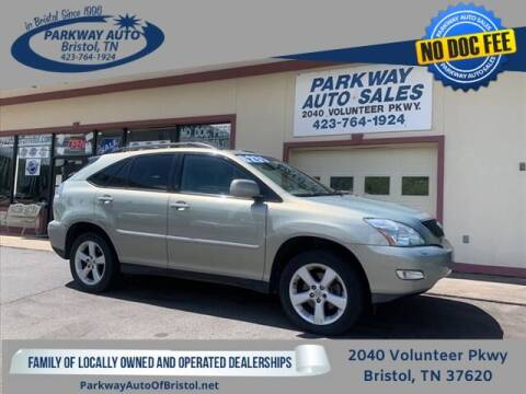 2005 Lexus RX 330 for sale at PARKWAY AUTO SALES OF BRISTOL in Bristol TN