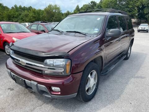 2006 Chevrolet TrailBlazer EXT for sale at Best Buy Auto Sales in Murphysboro IL
