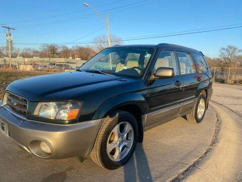 2004 Subaru Forester for sale at Xtreme Auto Mart LLC in Kansas City MO